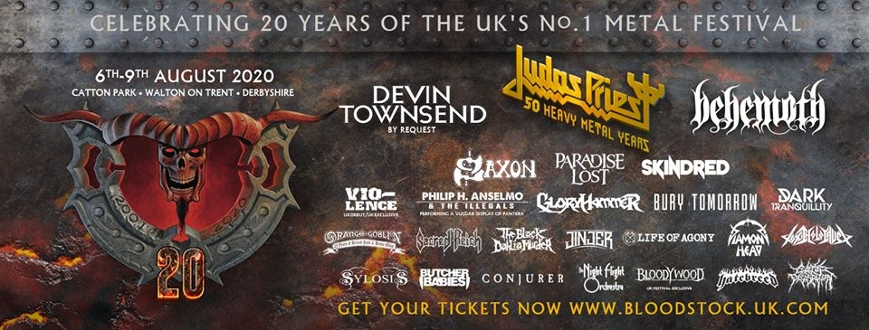 Bloodstock Open Air Festival