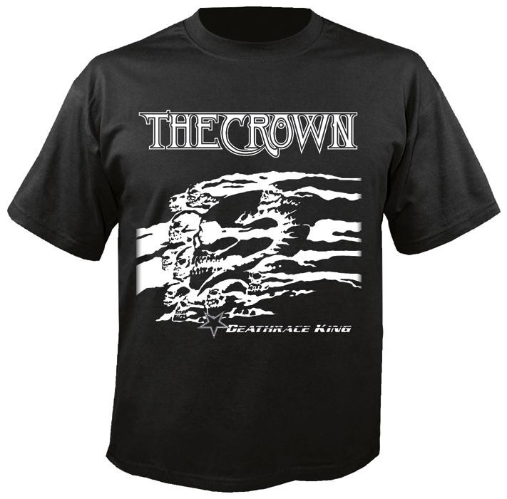Crown, The Deathrace King T-Shirt