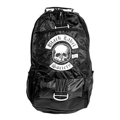 Black Label Society Logo Ruck Sack