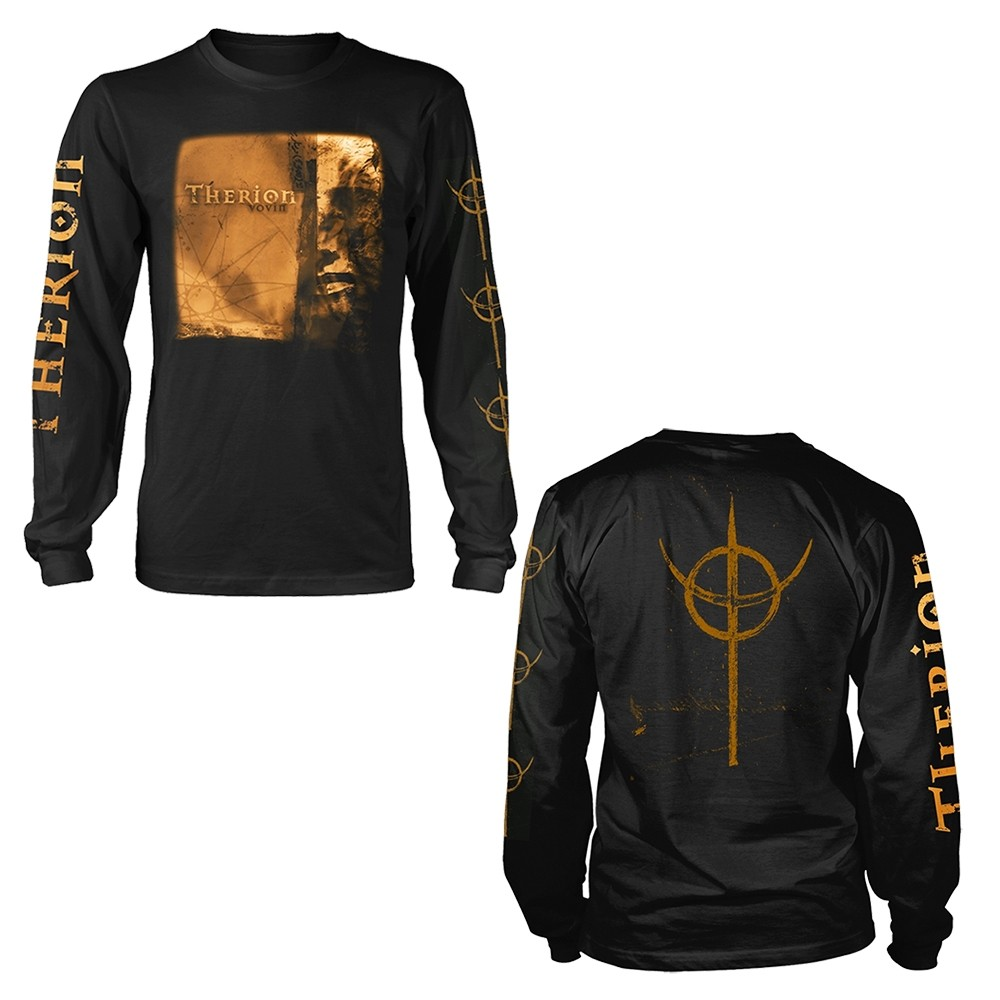 Therion Vovin A Longsleeve T-Shirt