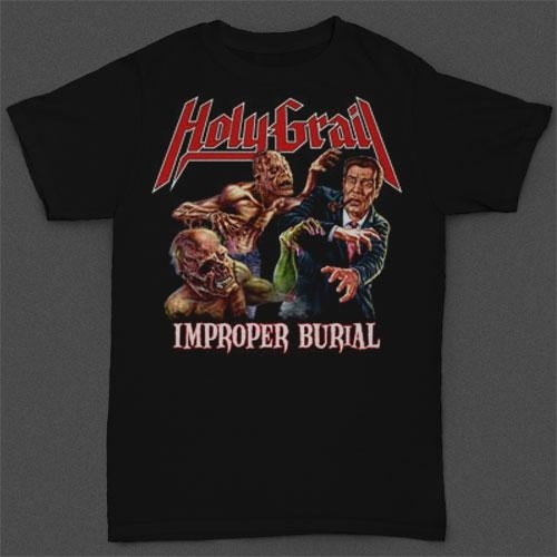 Holy Grail Improper Burial T-Shirt