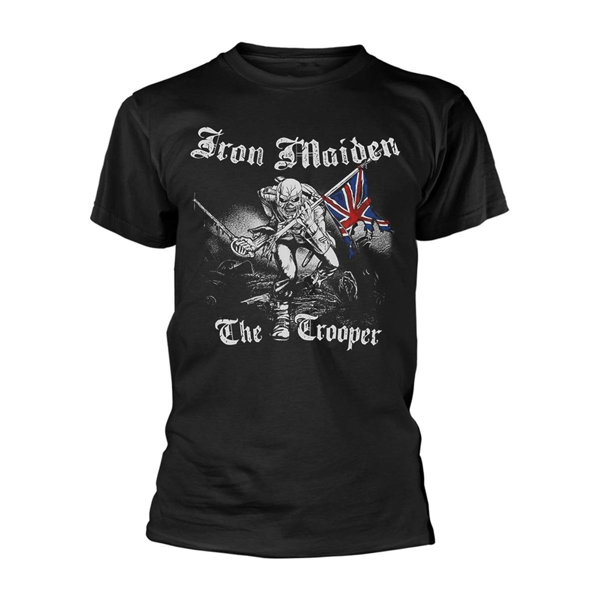 Iron Maiden Trooper Sketched T-Shirt