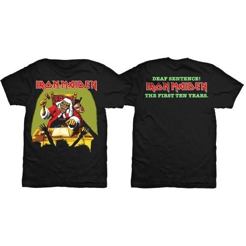 Iron Maiden Deaf Sentence T-Shirt