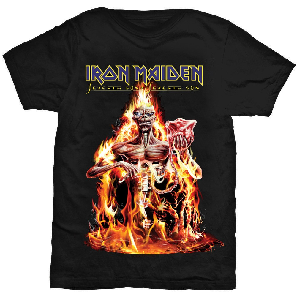 Iron Maiden Seventh Son T-Shirt