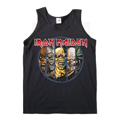 Iron Maiden Evolution Ladies Vest