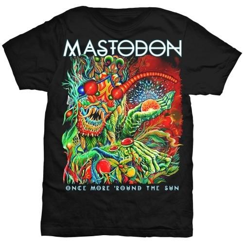 Mastodon Once More Round The Sun T-Shirt