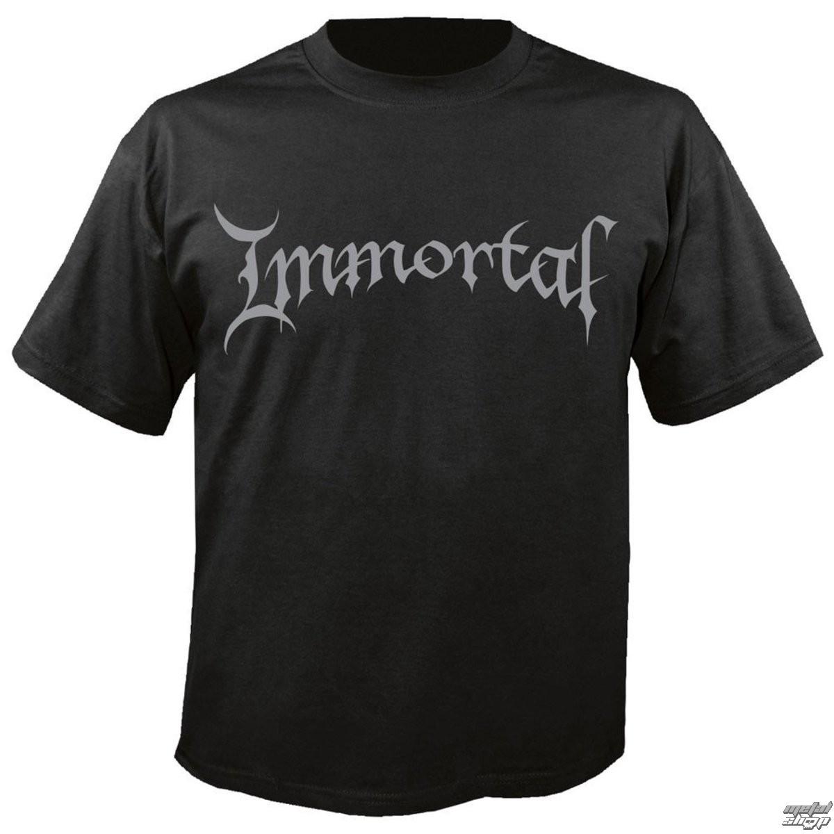 Immortal Logo T-Shirt