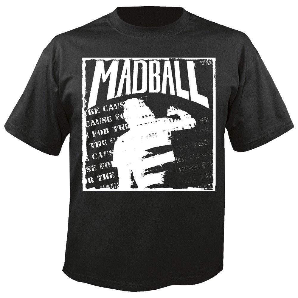 Madball For The Cause Graffiti T-Shirt