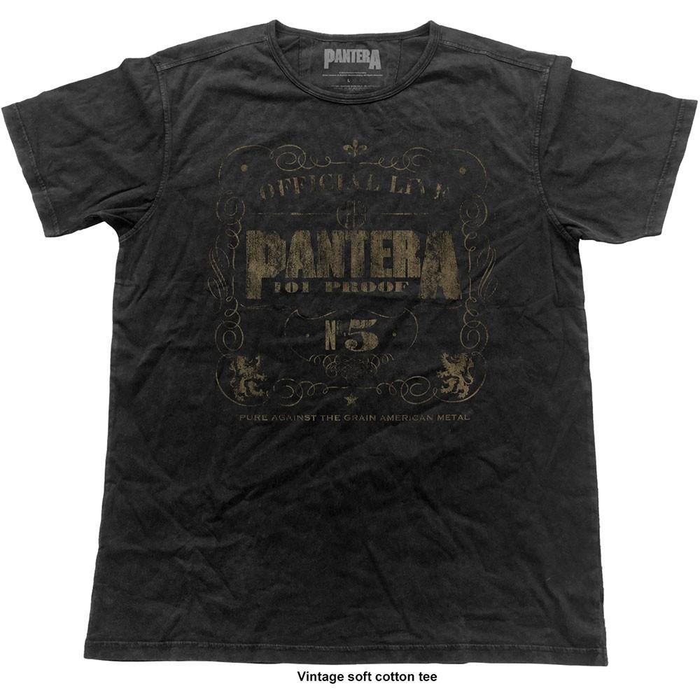 Pantera Vintage 101 Proof T-Shirt