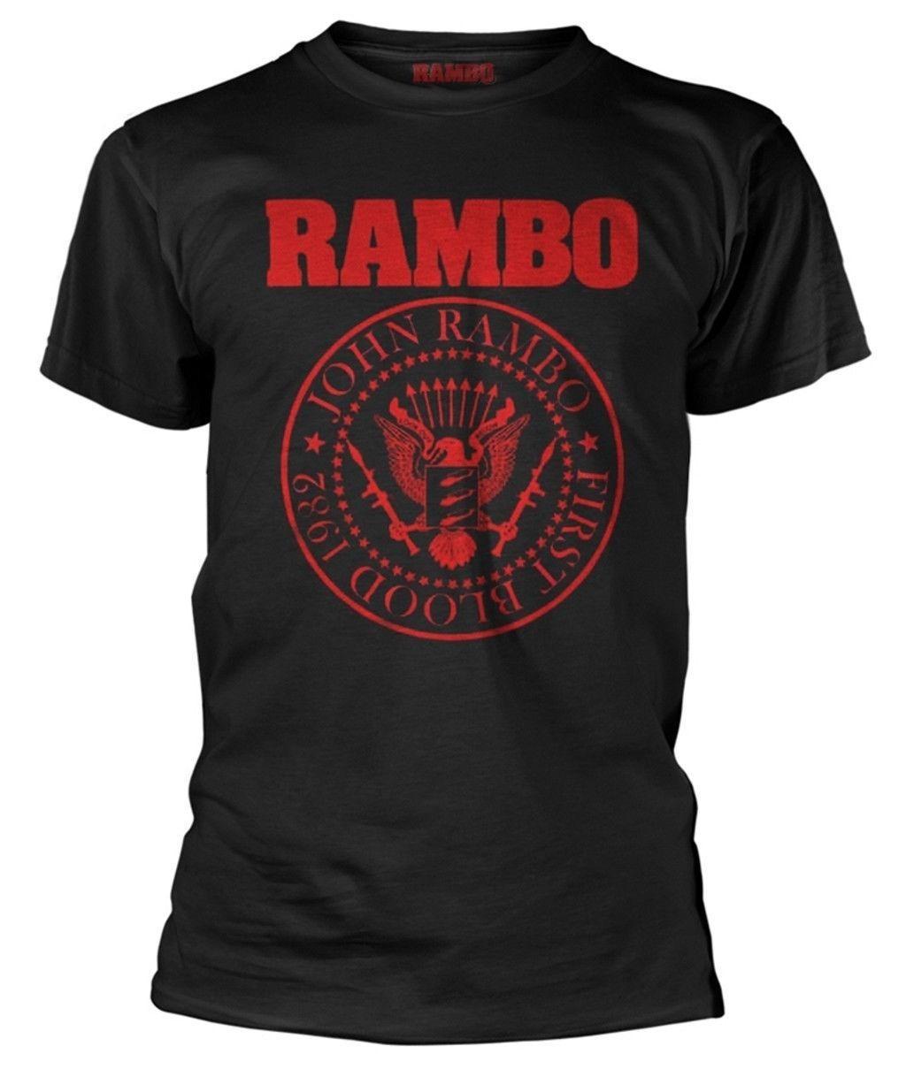 Rambo First Blood 1982 T-Shirt
