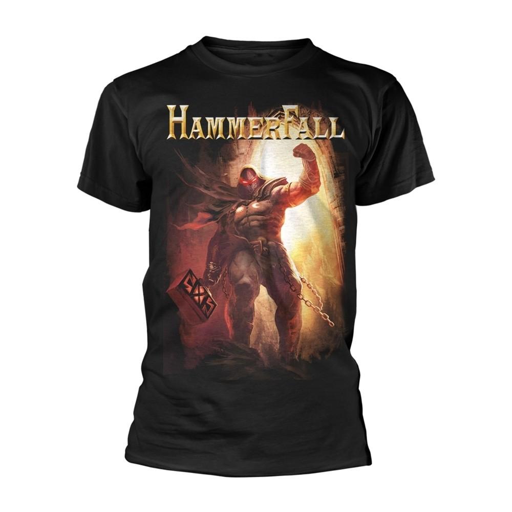 Hammerfall Dethrone And Defy T-Shirt