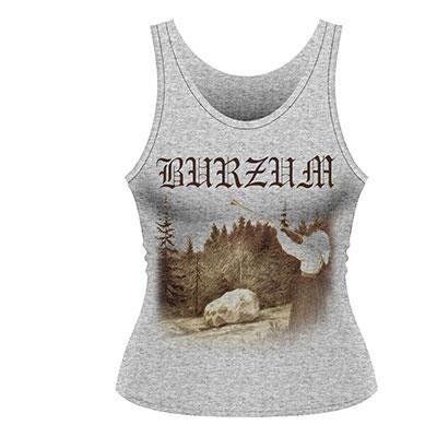 Burzum Filosofem Girls Tank Vest
