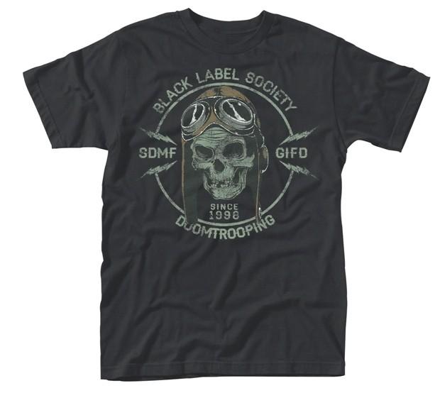 Black Label Society Doom Trooper T-Shirt