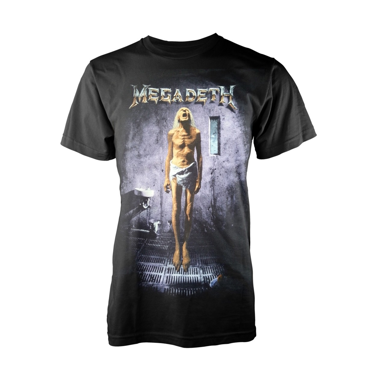 Megadeth Countdown To Extinction T-Shirt