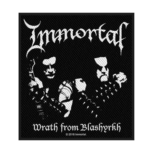Immortal Wrath From Blashyrkh Patch