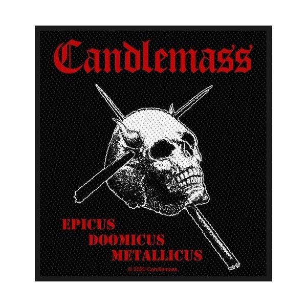 Candlemass Epicus Doomicus Metallicus Patch