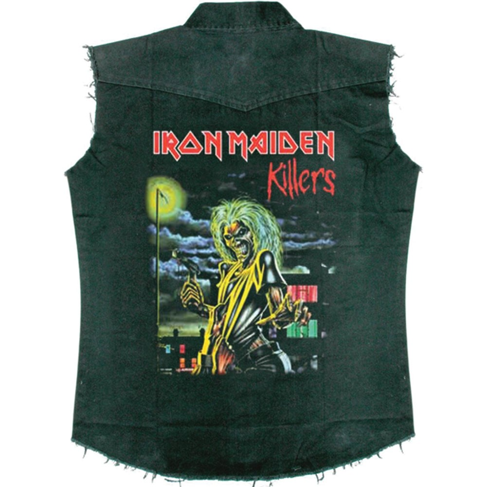 Iron Maiden Killers Workshirt
