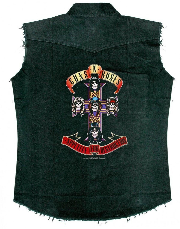 Guns N Roses Appetite For Destruction Workshirt