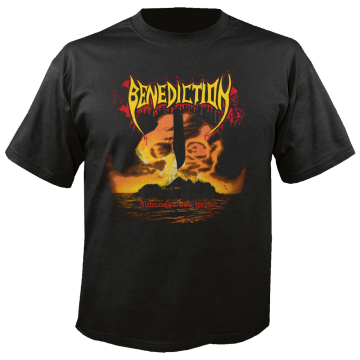 Benediction Subconscious Terror T-Shirt