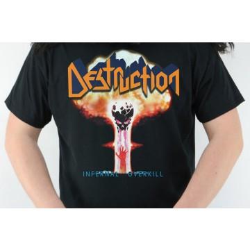 Destruction Infernal Overkill T-Shirt