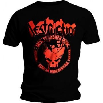 Destruction German Underground Thrash T-Shirt