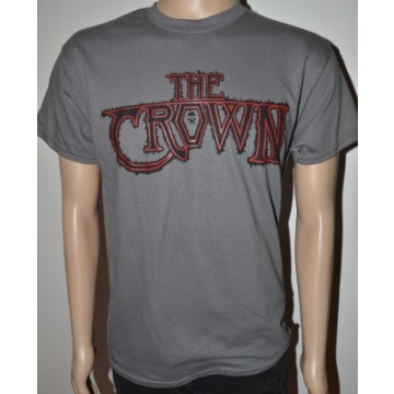 Crown, The Logo (Black & Red) T-Shirt