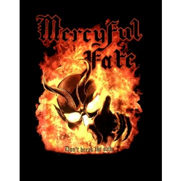Mercyful Fate Don't Break The Oath Patch