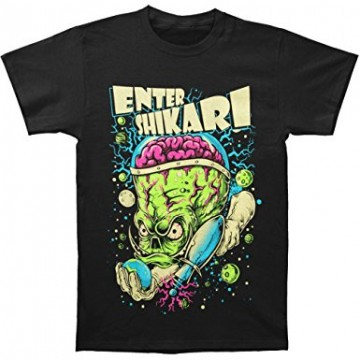 Enter Shikari Brain T-Shirt