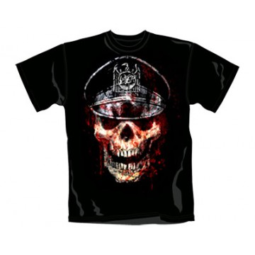 Slayer Skull Hat T-Shirt