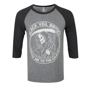 Black Veil Brides Reaper Longsleeve T-Shirt