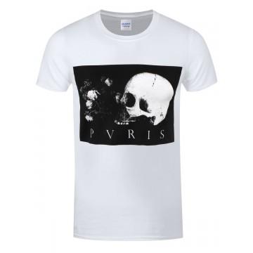 Pvris Skull Flowers T-Shirt