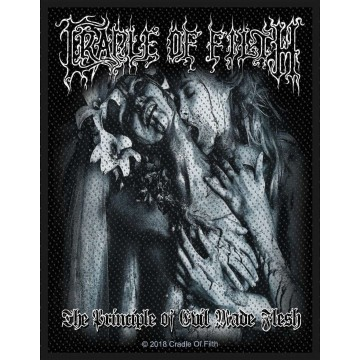 Cradle Of Filth The Principle Of Evil Made Flesh Patch