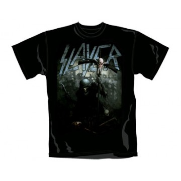 Slayer Soldier Cross T-Shirt