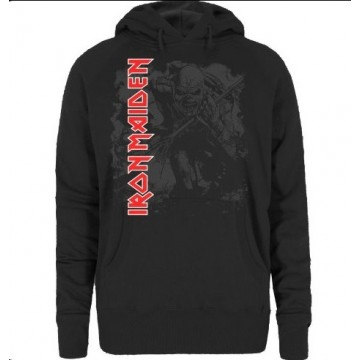 Iron Maiden High Contrast Trooper Hoodie