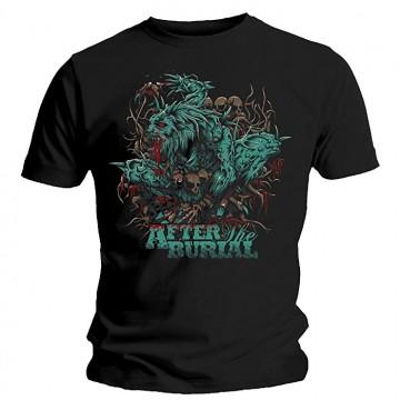 After The Burial Werewolf T-Shirt