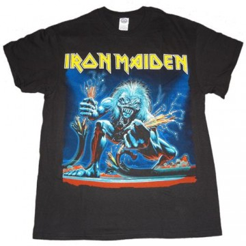 Iron Maiden A Real Live One T-Shirt