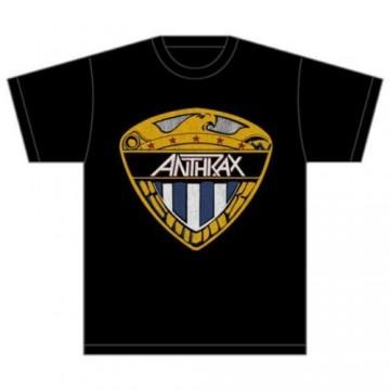 Anthrax Eagle Shield T-Shirt