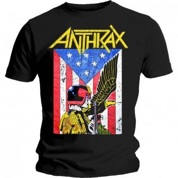 Anthrax Dread Eagle T-Shirt