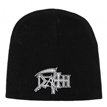 Death Logo Beanie Hat