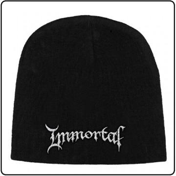 Immortal Logo Beanie Hat