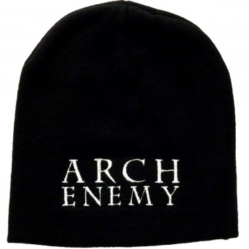 Arch Enemy Logo Beanie Hat