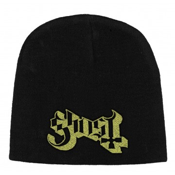 Ghost Logo Beanie Hat