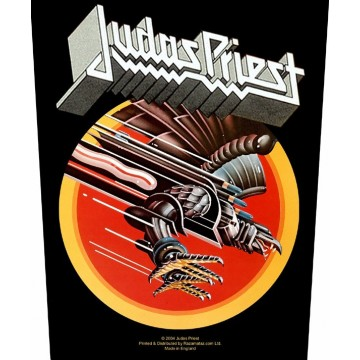 Judas Priest Screaming For Vengeance Backpatch