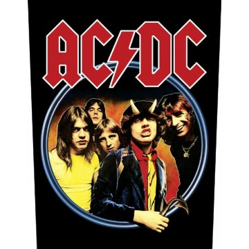 AC-DC Highway To Hell Backpatch