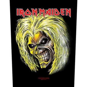 Iron Maiden Killers / Eddie Backpatch