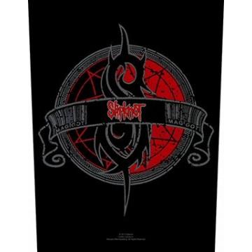 Slipknot Crest Backpatch