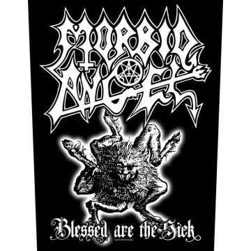 Morbid Angel Blessed Are The Sick Backpatch