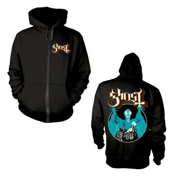 Ghost Opus Eponymous Zipped Hoodie