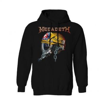 Megadeth Full Metal Vic Hoodie