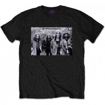 Black Sabbath Group Shot T-Shirt